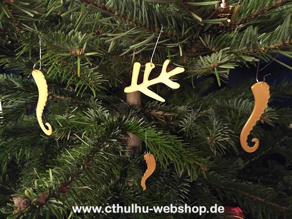 Cthulhu Mythos Weihnachtsbaumschmuck Bild 2