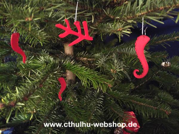 Cthulhu Mythos Weihnachtsbaumschmuck Bild 3