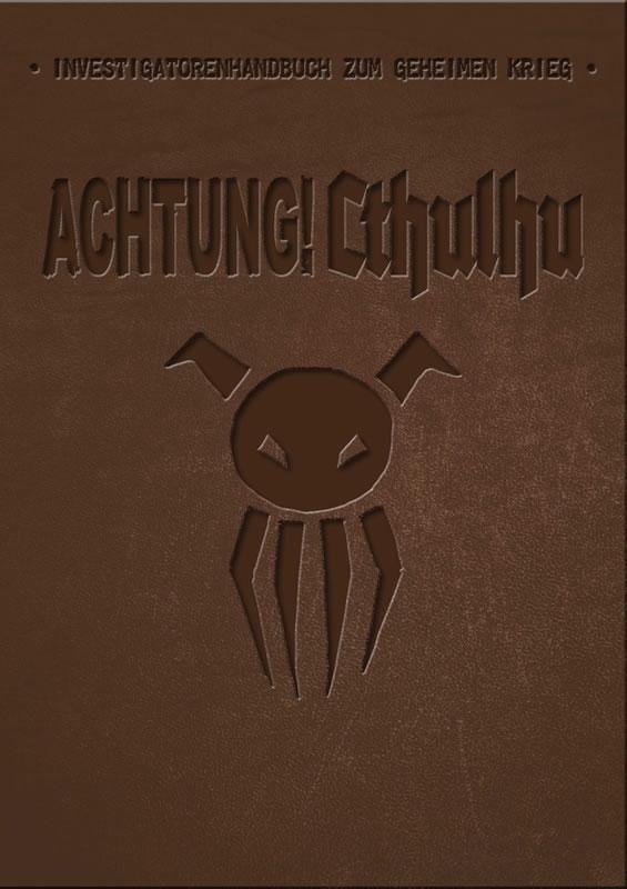 Achtung! Cthulhu: Investigatorenhandbuch - LIMITIERT - (deutsch)