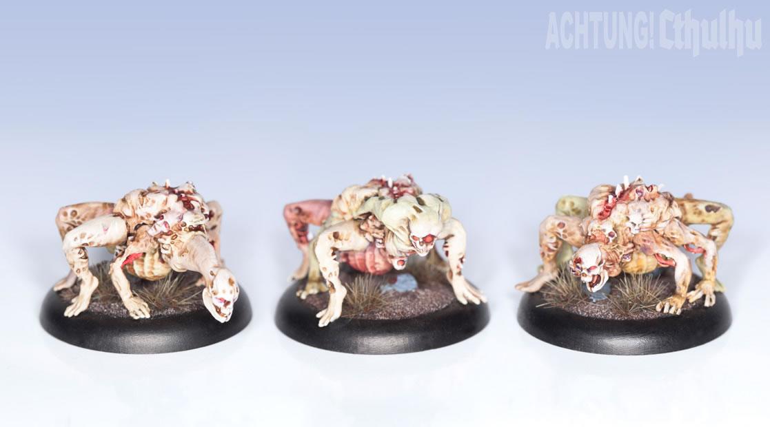 Achtung! Cthulhu: Miniatures - Mythos Creatures - Die Draugar