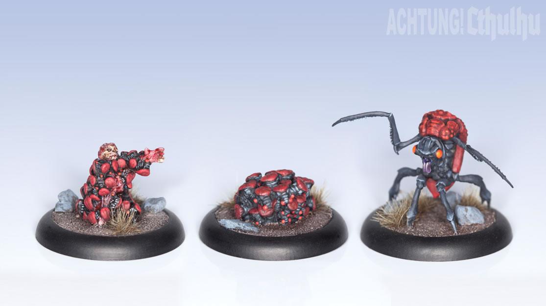 Achtung! Cthulhu: Mythos Creatures - Bloodborn