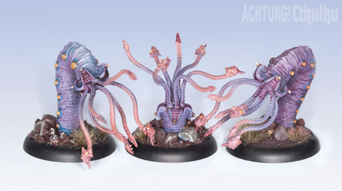 Achtung! Cthulhu: Mythos Creatures - Chthonians