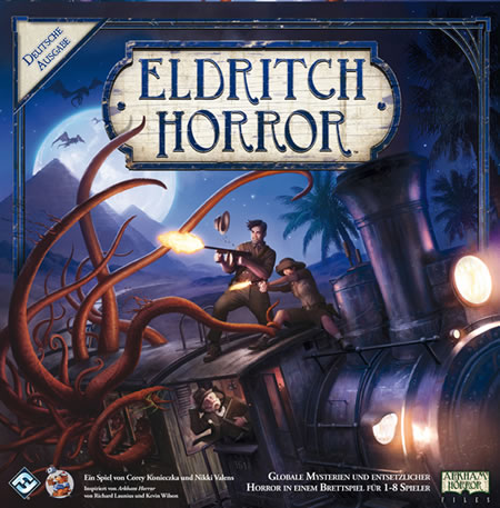 Eldritch Horror - Brettspiel (Deutsch)