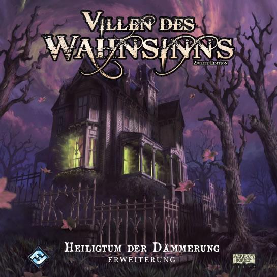 Villen des Wahnsinns - Heiligtum der Dämmerung (Erweiterung für die 2. Edition)