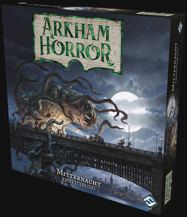 Arkham Horror - 3. Edition (deutsch) - Mitternacht Erweiterung