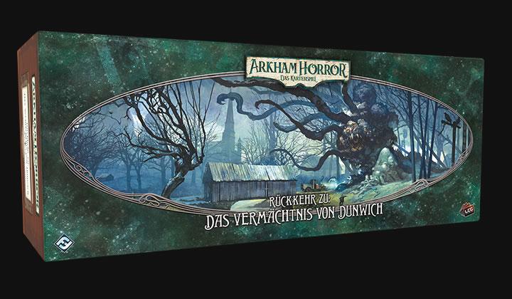 Arkham Horror: Das Kartenspiel - Rückkehr zu: Das Vermächtnis von Dunwich (Erweiterung)