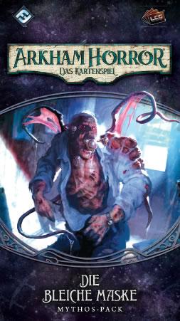 Arkham Horror: Das Kartenspiel - Die Bleiche Maske (Erweiterung - Carcosa-Zyklus #4)
