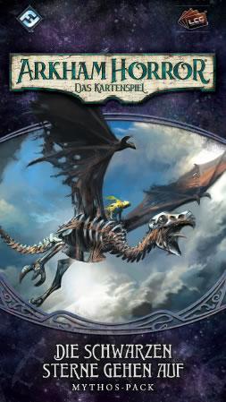 Arkham Horror: Das Kartenspiel - Die Schwarzen Sterne gehen auf (Erweiterung - Carcosa-Zyklus #5)