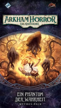 Arkham Horror: Das Kartenspiel - Ein Phantom der Wahrheit (Erweiterung - Carcosa-Zyklus #3)