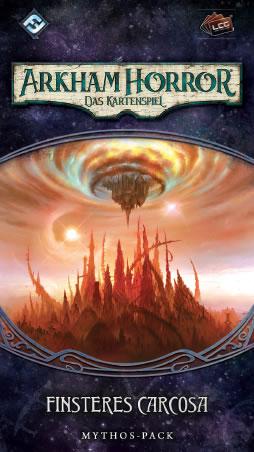 Arkham Horror: Das Kartenspiel - Finsteres Carcosa (Erweiterung - Carcosa-Zyklus #6)