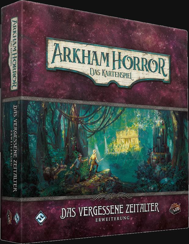 Das Vergessene Zeitalter - Arkham Horror: Das Kartenspiel - Erweiterung (Deutsch)