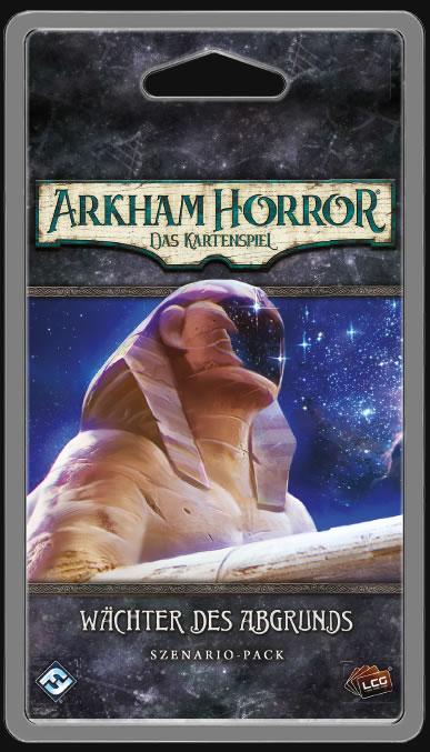 Arkham Horror: Das Kartenspiel - Wächter des Abgrunds (Erweiterung - Szenario)
