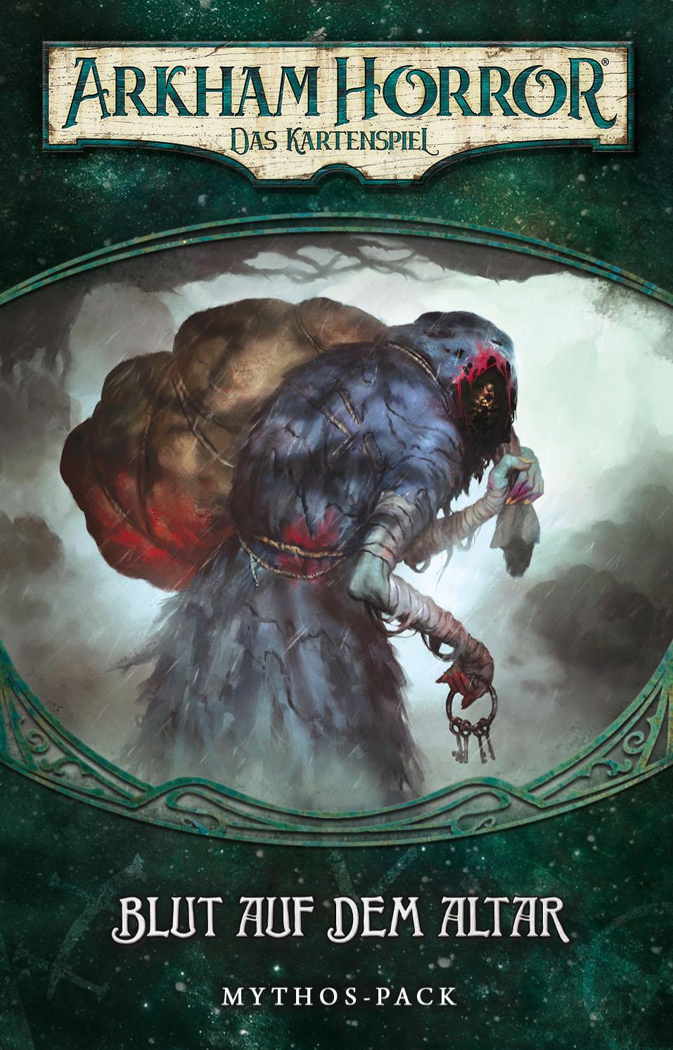 Arkham Horror: Das Kartenspiel - Blut auf dem Altar (Erweiterung - Dunwich-Zyklus #3)