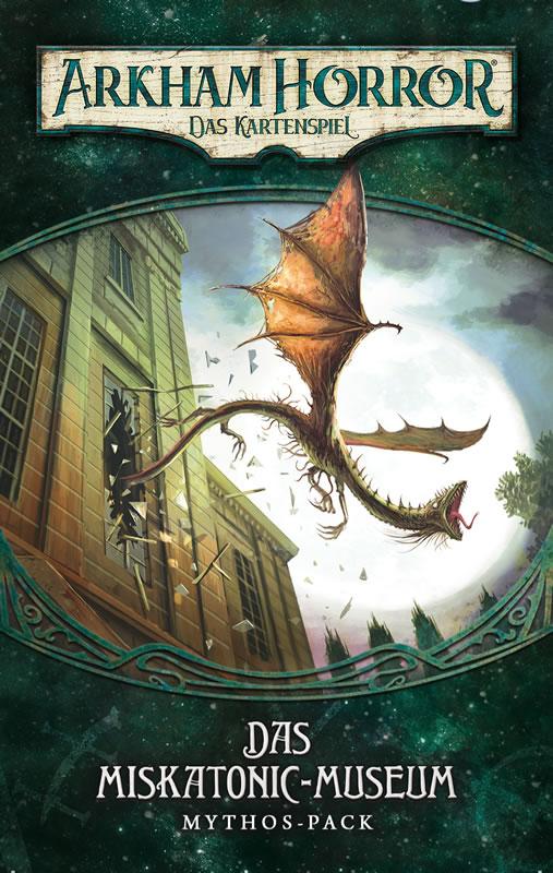 Arkham Horror: Das Kartenspiel - Das Miskatonic-Museum (Erweiterung - Dunwich-Zyklus #1)