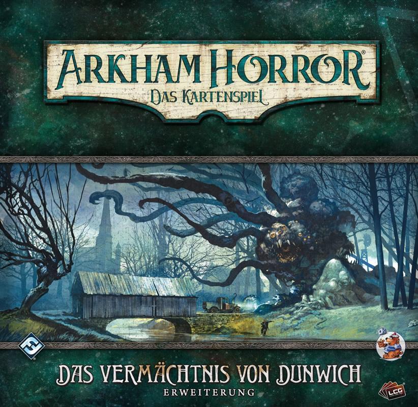 Arkham Horror: Das Kartenspiel - Das Vermächtnis von Dunwich (Erweiterung)