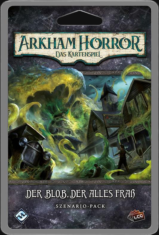 Arkham Horror: Das Kartenspiel - Der Blob der alles fraß (Erweiterung - Szenario)