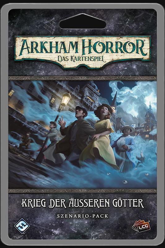 Arkham Horror: Das Kartenspiel - Krieg der Äußeren Götter (Erweiterung - Szenario)