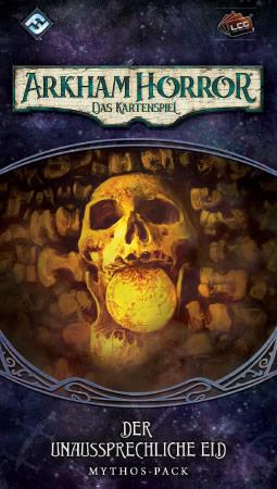 Arkham Horror: Das Kartenspiel - Der unaussprechliche Eid (Erweiterung - Carcosa-Zyklus #2)