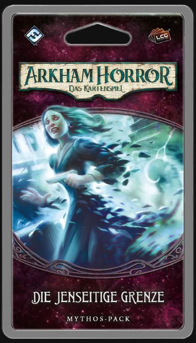 Arkham Horror: Das Kartenspiel - Die jenseitige Grenze (Erweiterung Vergessene-Zeitalter-Zyklus #2)