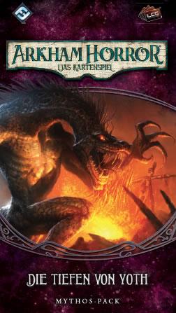 Arkham Horror: Das Kartenspiel - Die Tiefen von Yoth (Erweiterung Vergessene-Zeitalter-Zyklus #5)