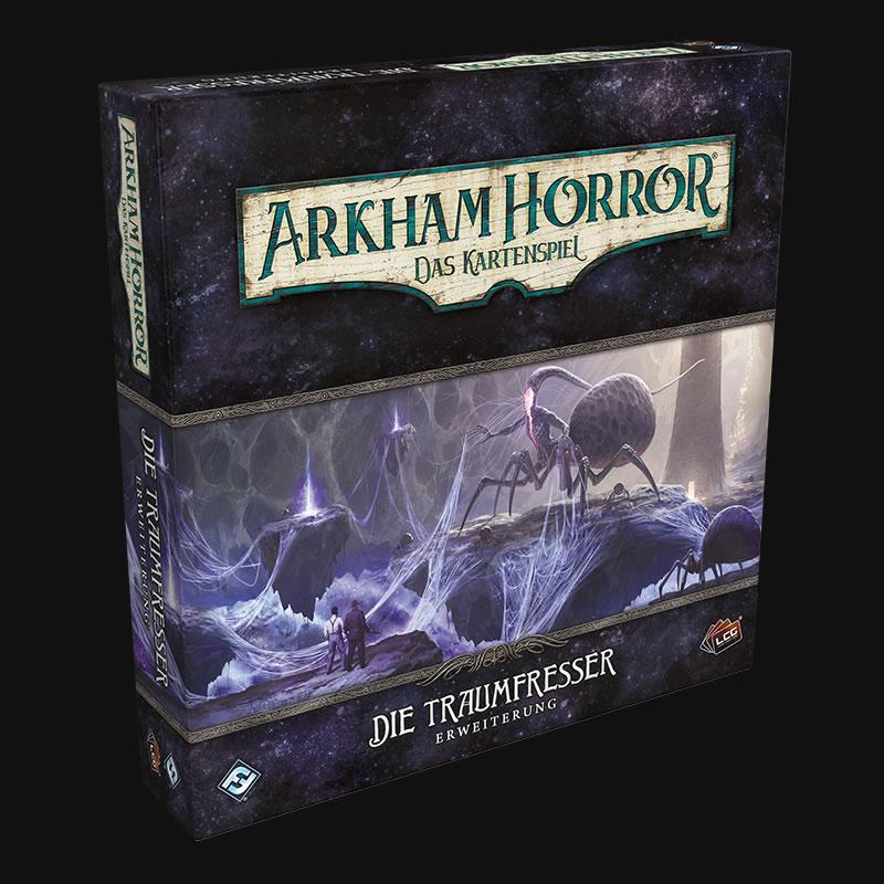 Die Traumfresser - Arkham Horror: Das Kartenspiel - Erweiterung (Deutsch)