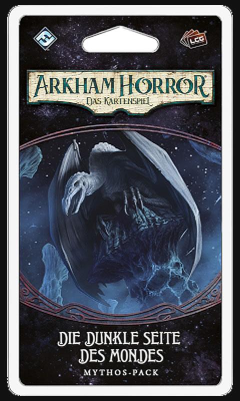 Arkham Horror: Das Kartenspiel - Die dunkle Seite des Mondes (Erweiterung Der-Traumfresser-Zyklus 3)
