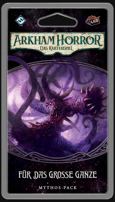 Arkham Horror: Das Kartenspiel - Für das große Ganze (Erweiterung Der-gebrochene-Kreis-Zyklus #3)