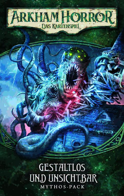 Arkham Horror: Das Kartenspiel - Gestaltlos und unsichtbar (Erweiterung - Dunwich-Zyklus #4)