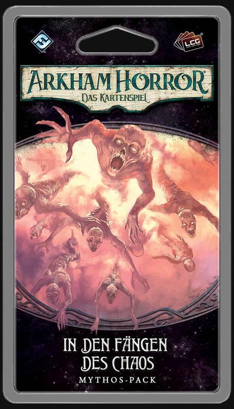 Arkham Horror: Das Kartenspiel - Einheit und Ernüchterung (Erweiterung Der-gebrochene-Kreis-Zyklus #4)