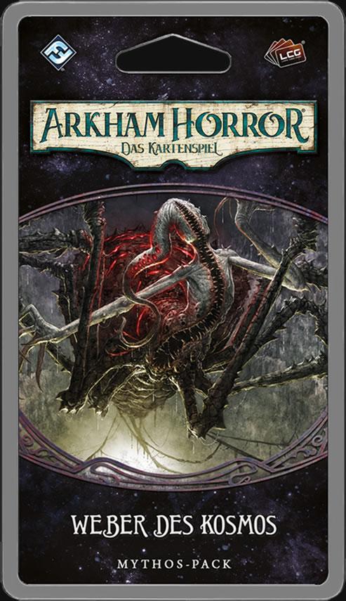 Arkham Horror: Das Kartenspiel - Weber des Kosmos (Erweiterung Der-Traumfresser-Zyklus 6)