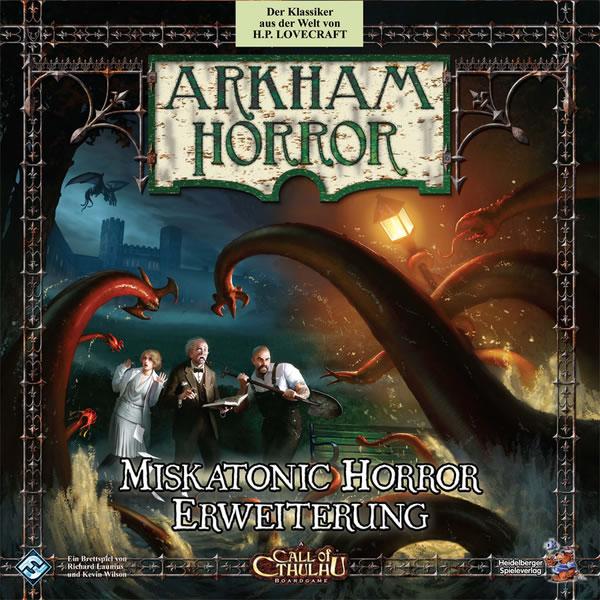 Arkham Horror - Miskatonic Horror