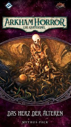Arkham Horror: Das Kartenspiel - Das Herz der Älteren (Erweiterung Vergessene-Zeitalter-Zyklus #3)