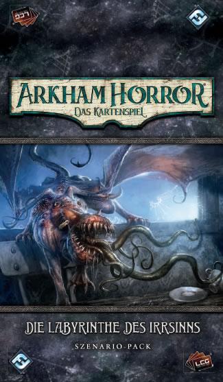 Arkham Horror: Das Kartenspiel - Die Labyrinthe des Irrsinns (Erweiterung - Szenario)