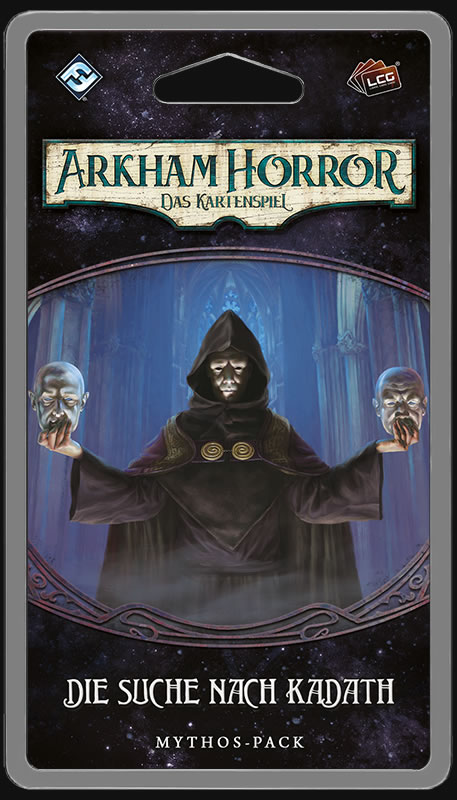 Arkham Horror: Das Kartenspiel - Die Suche nach Kadath (Erweiterung Der-Traumfresser-Zyklus #1)