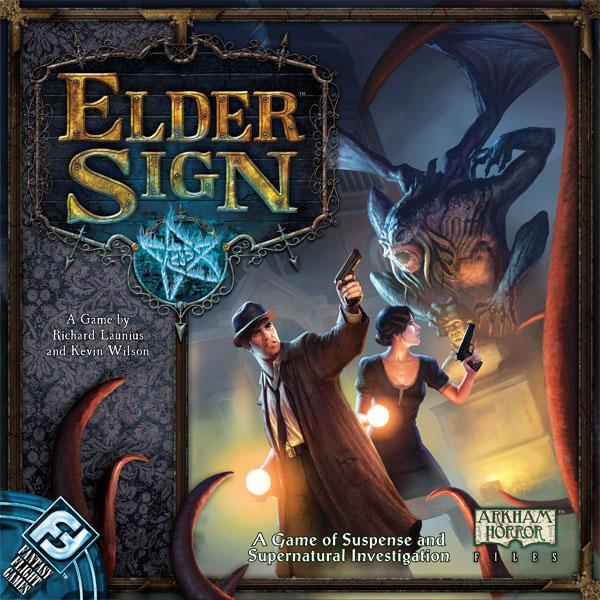 Elder Sign (Würfelspiel - Englisch)