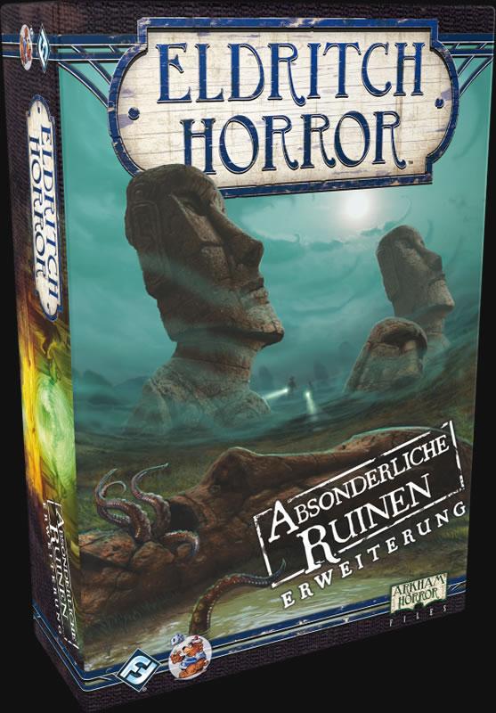 Eldritch Horror (Erweiterung) - Absonderliche Ruinen