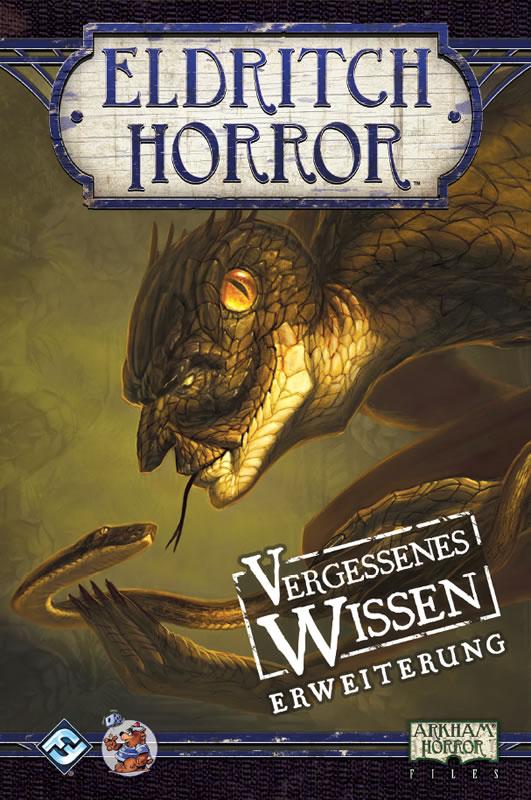 Eldritch Horror (Erweiterung) - Vergessenes Wissen
