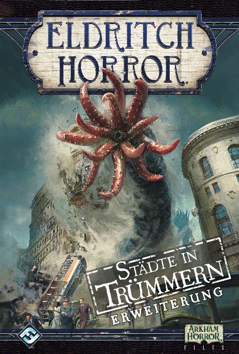Eldritch Horror (Erweiterung) - Städte in Trümmern