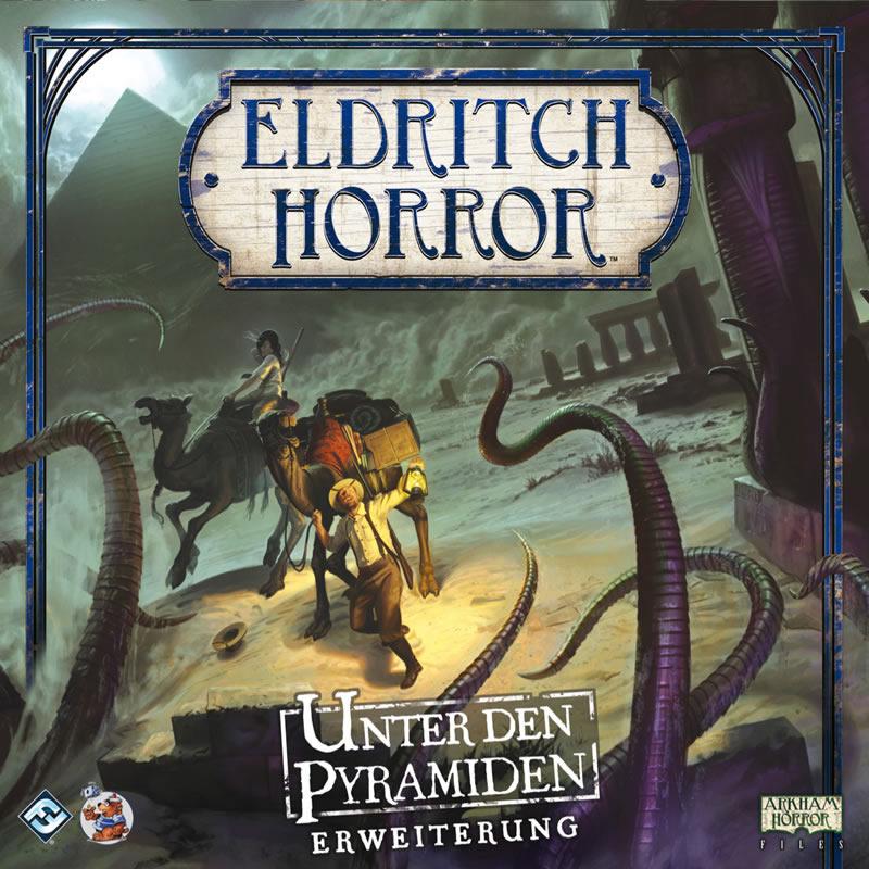 Unter den Pyramiden - Erweiterung zu Eldritch Horror (Deutsch)