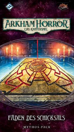 Arkham Horror: Das Kartenspiel - Fäden des Schicksals (Erweiterung Vergessene-Zeitalter-Zyklus #1)