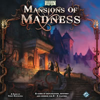 Mansions of Madness Boardgame