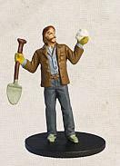 Arkham Horror Miniatur AH39: William Yorrick