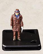 Arkham Horror Miniatur AH74: Schattenhafte Gestalt, Mask von Nyarlathotep