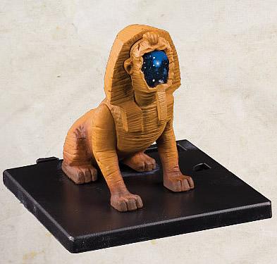 Arkham Horror Miniatur AH81: Die Bestie, Maske von Nyarlathotep