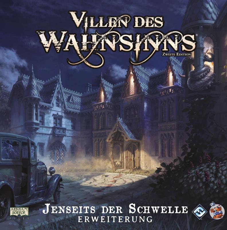 Villen des Wahnsinns - Jenseits der Schwelle (Erweiterung für die 2. Edition)