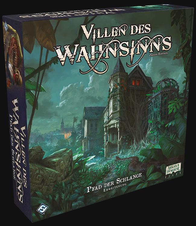 Villen des Wahnsinns - Pfad der Schlange (Erweiterung für die 2. Edition)
