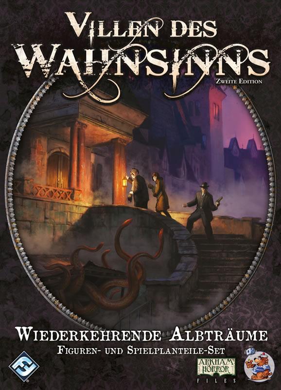 Villen des Wahnsinns - Wiederkehrende Albträume (Erweiterung für die 2. Edition)