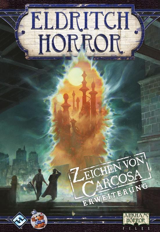 Eldritch Horror (Erweiterung) - Zeichen von Carcosa