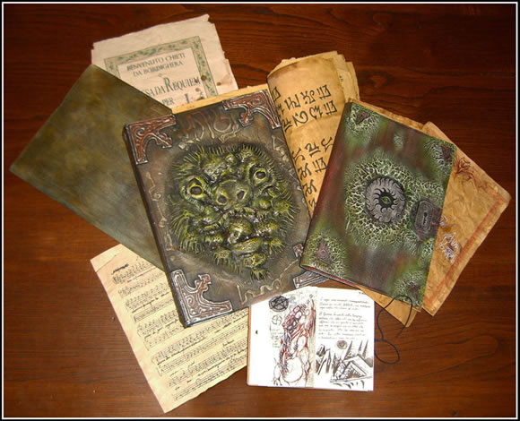 Tomes of Arcane Lore