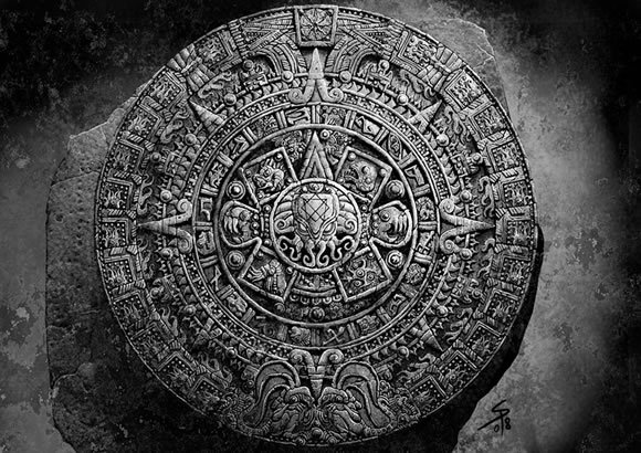Nachweis des Cthulhu-Kultes bei den Azteken